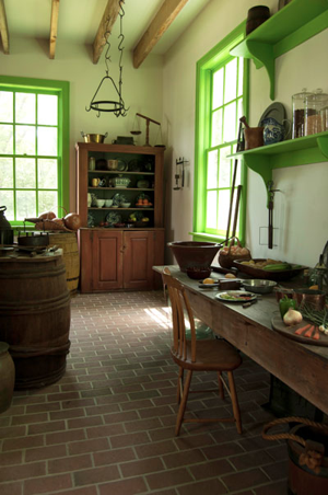 Blennerhasset Kitchen